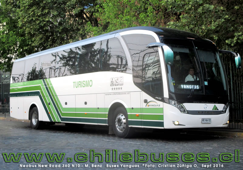Neobus New Road 360 N10 - M. Benz | Buses Yanguas