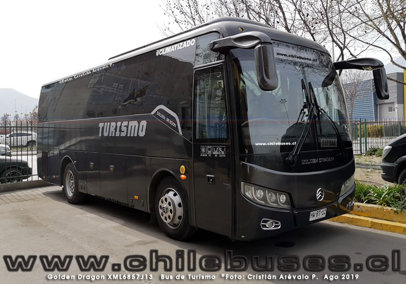 Golden Dragon - XML6857J13  |  Bus de Turismo