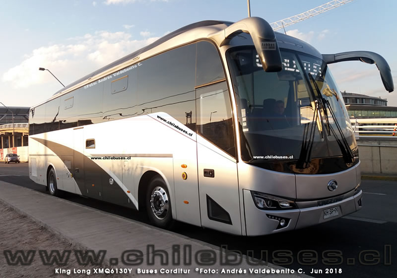 King Long XMQ6130Y | Buses Corditur