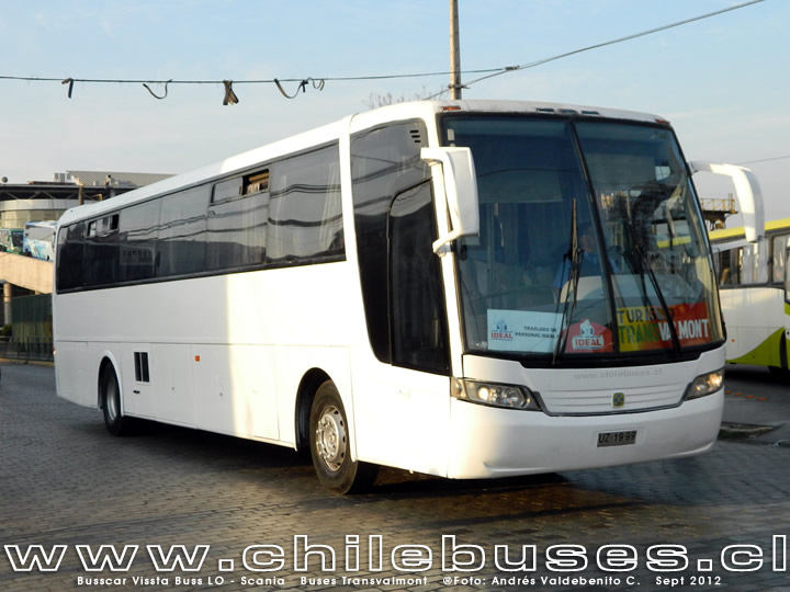 Busscar Vissta Buss LO - Scania | Buses Transvalmont