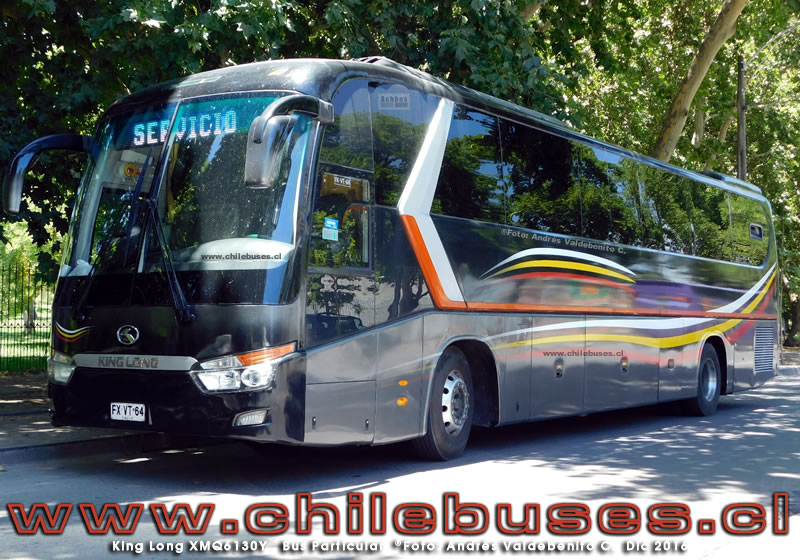 King Long XMQ6130Y | Bus Particular