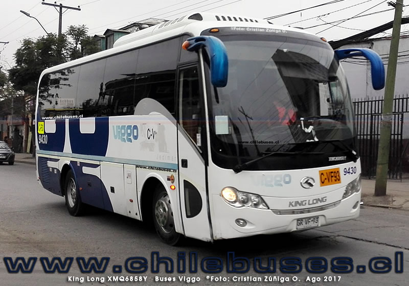 King Long XMQ6858Y | Buses Viggo