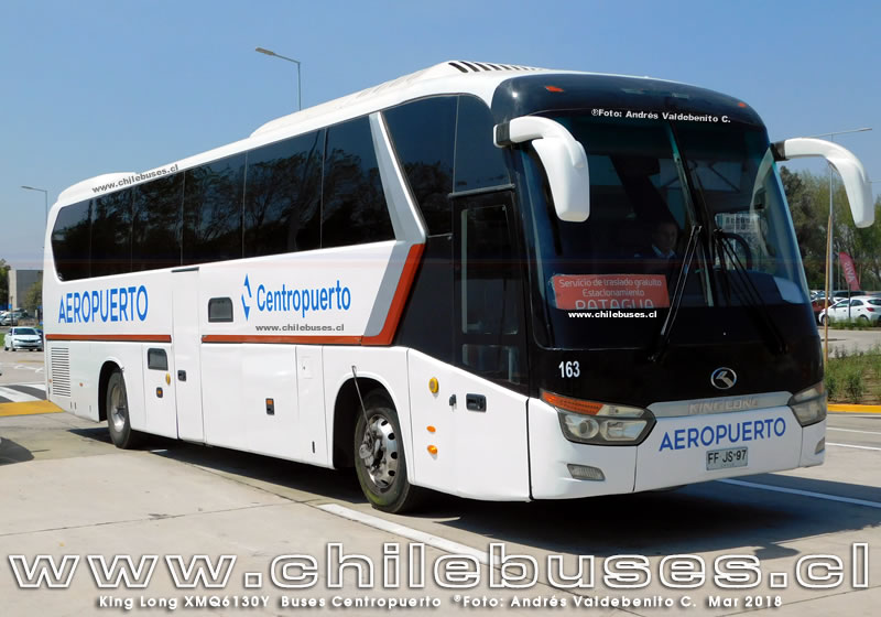 King Long XMQ6130Y | Buses Centropuerto
