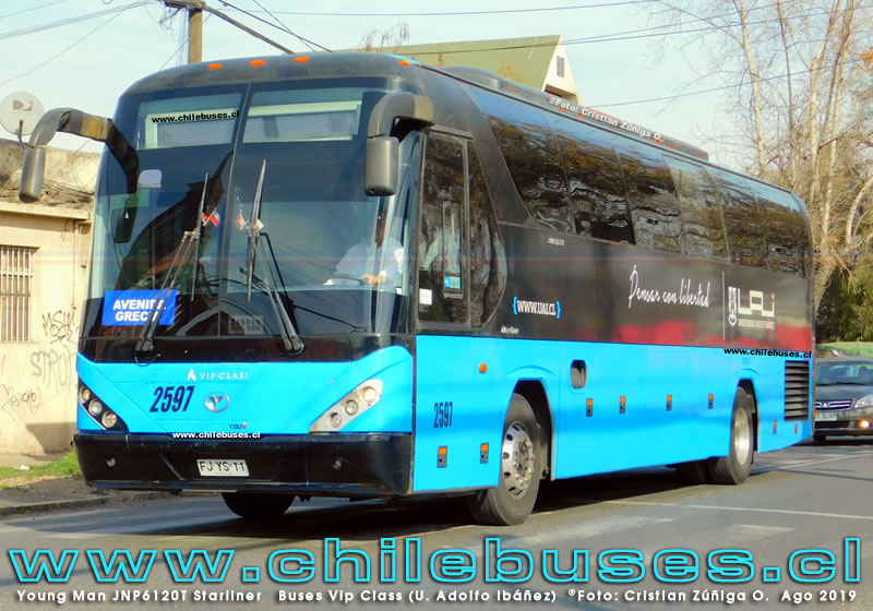 Young Man JNP6120T Starliner | Buses Vip Class