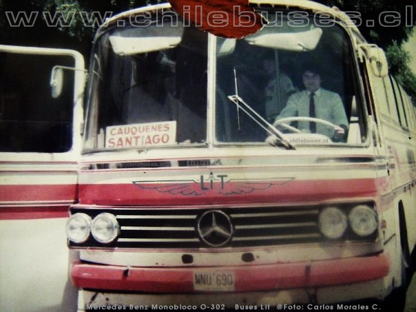 Mercedes Benz Monobloco O - 302 | Buses Lit
