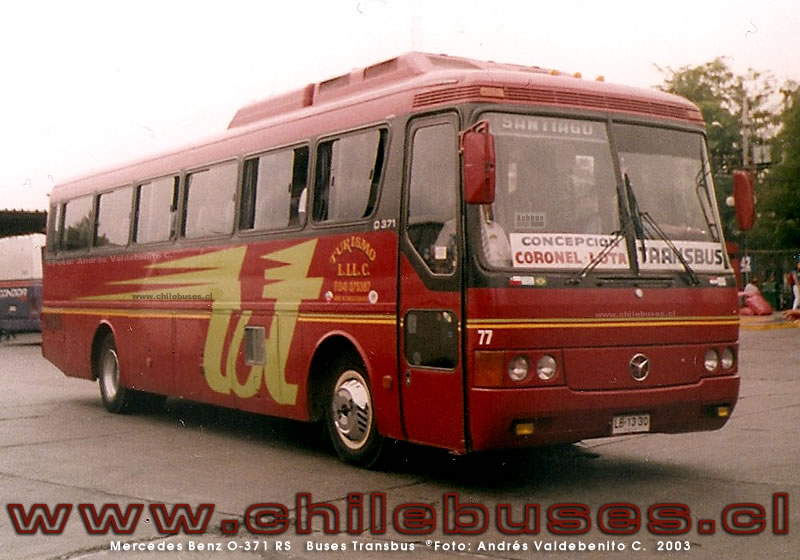 Mercedes Benz O-371 RS | Buses Transbus