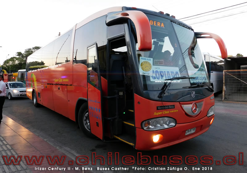 Irizar Century II - M. Benz | Buses Casther