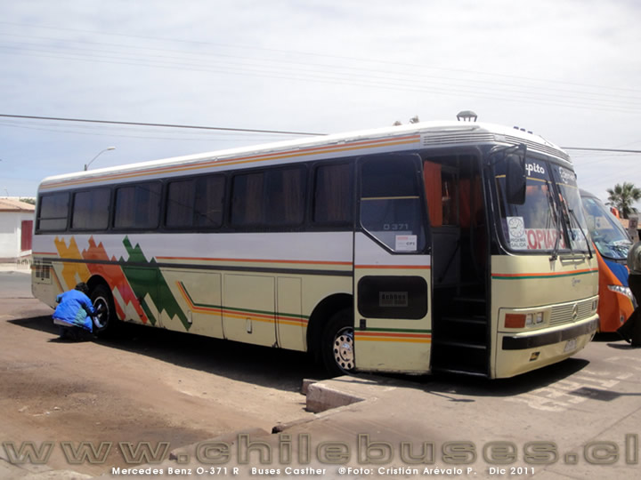 Mercedes Benz O-371 R | Buses Casther