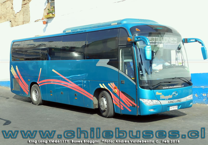 King Long XMQ6117Y | Buses Biaggini