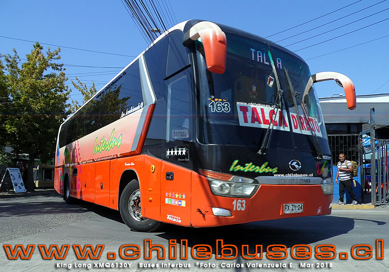 King Long XMQ6130Y | Buses Interbus