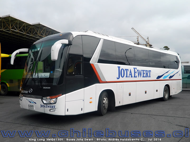 King Long XMQ6130Y | Buses Jota Ewert