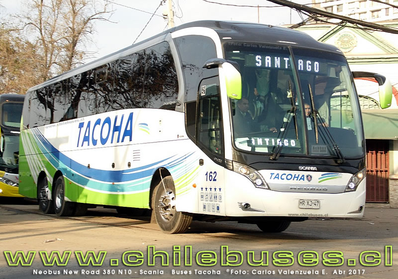 Neobus New Road 380 N10 - Scania | Buses Tacoha