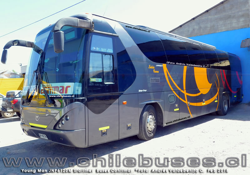Young Man JNP6120M Starliner | Buses Contimar