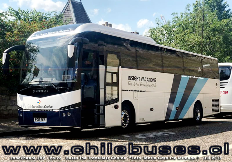 Jonckheere JHV - Volvo | Buses The Travellers Choice (Reino Unido)