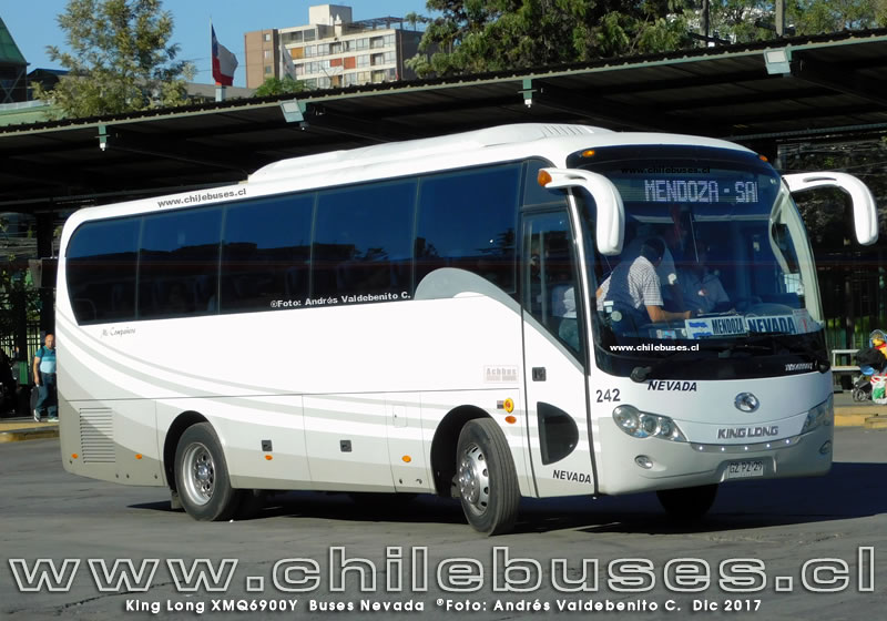 King Long XMQ6900Y | Buses Nevada
