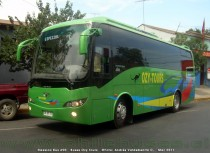 Daewoo Bus A90 | Buses Ozy Tours