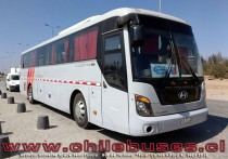 Hyundai Universe Space Semi Luxury | Bus de Turismo
