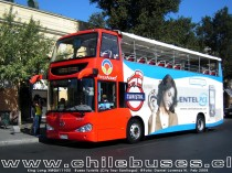 King Long XMQ6111GS | Buses Turistik (City Tour Santiago)