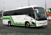 King Long XMQ6117Y | Buses Yanguas