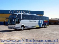 Marcopolo Paradiso 1200 - Volvo  /  Buses Gem`s