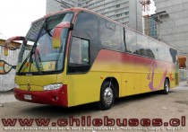 Marcopolo Andare Class 1000 G6 - M. Benz | Buses Transportes JF