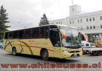 Marcopolo Andare Class 850 G6 - M. Benz | Buses Saavedra Hnos.