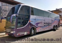 Marcopolo Paradiso 1550 LD G6 - Scania | Buses Orion (Brasil)
