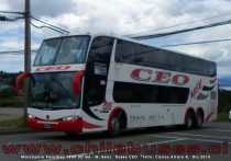 Marcopolo Paradiso 1800 DD G6 - M. Benz | Buses CEO (Argentina)