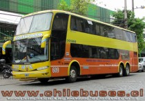 Marcopolo Paradiso 1800 DD G6 - M. Benz | Buses Maturano (Argentina)