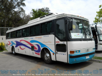 Mercedes Benz O-371 RS | Buses Horizonte Tour
