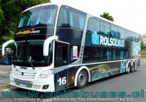 Troyano Calixto DP - Scania | Buses Rolsolbus (Argentina)
