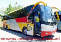 Yutong ZK6129H | Buses Turismo Oveja Negra