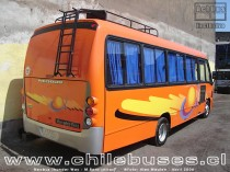 Neobus Thunder Way - M.Benz (Atras)