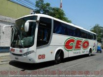 Comil Campione 3.45 - M. Benz | Buses CEO (Argentina)