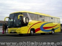 Comil Campione Vision 3.45 - M. Benz | Buses Turismo Quely