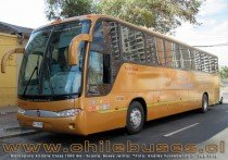 Marcopolo Andare Class 1000 G6 - Scania | Buses Jeritur