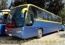 Marcopolo Andare Class 850 G6 - M. Benz | Buses Galgo Omnibus