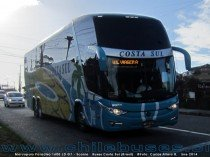 Marcopolo Paradiso 1600 LD G7 - Scania | Buses Costa Sul (Brasil)