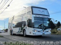 Marcopolo Paradiso 1800 DD G6 - Scania | Buses Del Sur y Media Agua (Argentina)
