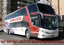 Marcopolo Paradiso 1800 DD G7 - M. Benz | Buses Aconcagua (Argentina)