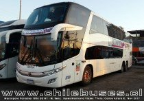 Marcopolo Paradiso 1800 DD G7 - M. Benz | Buses Montovio Viajes (Argentina)