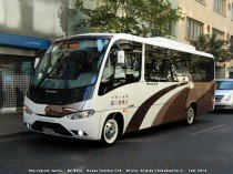 Marcopolo Senior - M. Benz | Buses Turismo CTS