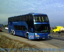 Modasa Zeus II - Scania | Bus Empresa Turismo LG Travel Chile