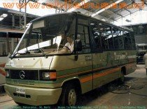 Sport Wagon Panorama - M.Benz  /  Buses Turismo Andina Del Sud