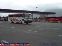Mercedes Benz Monobloco O-371 Buses Bus Andes (T. de Personal)