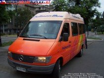 Mercedes Benz Sprinter Buses Pullman Bus (Transfer)