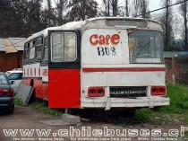 San Antonio - Magirus Deutz  /  Bus Modificado como Café