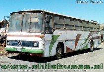 Mercedes Benz O-364 | Bus Particular (Domeyko)