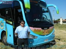 Conductor Irizar I6 - M. Benz | Buses Madrid
