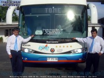 Conductores Máquina 49 - Marcopolo Paradiso 1800 DD G6 - Scania | Buses Eme Bus